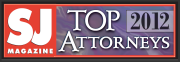 SJ Magazine Best Lawyers 2011 logo